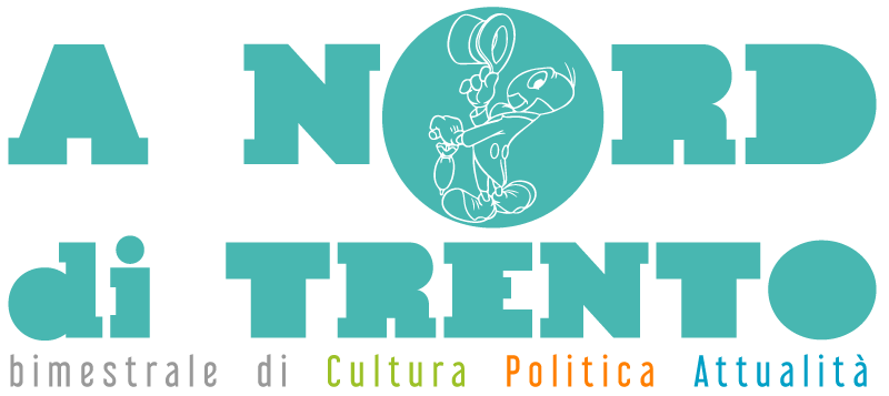 A_nord_di_Trento_bimensile_Logo_giornale
