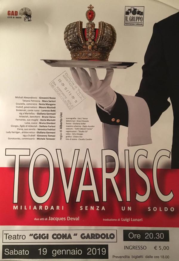 TOVARISC