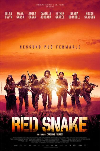 Serata dedicata alla donne con il film Red Snake